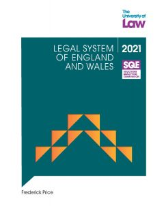 Legal System of England and Wales