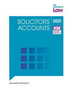 Solicitors Accounts