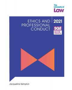 Ethics and Professional Conduct