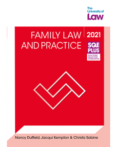 Family Law and Practice