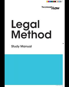 PgDL Legal Method