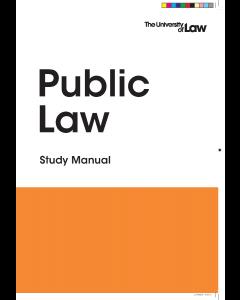 PgDL Public Law